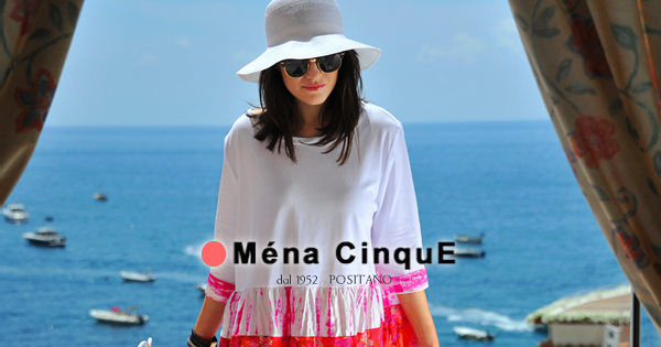 pretty nice 22027 49ddd Ména CinquE - Moda Positano